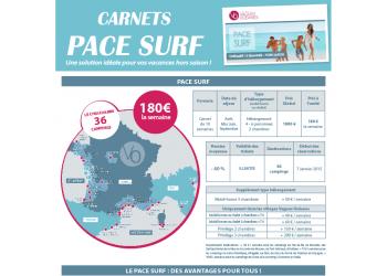 Paces surf vagues océanes